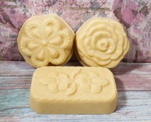 goat milk soap from Etsy Black-owned shop