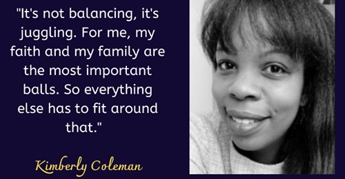 Parenting, Schooling & Chasing Joy - podcast with Kimberly Coleman of Mom in the City