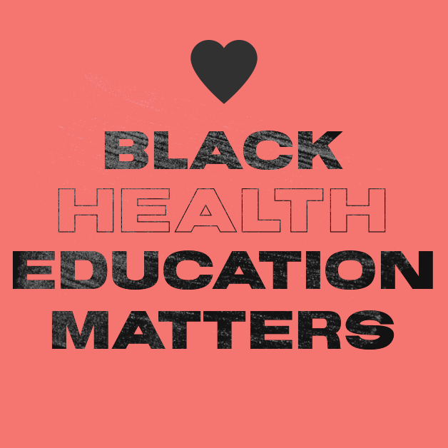 Black Health Disparities - Improving the Situation Through Education